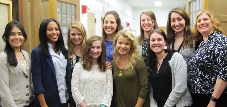 HDFS Honors Students 2017