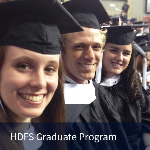 HDFS Graduate Program