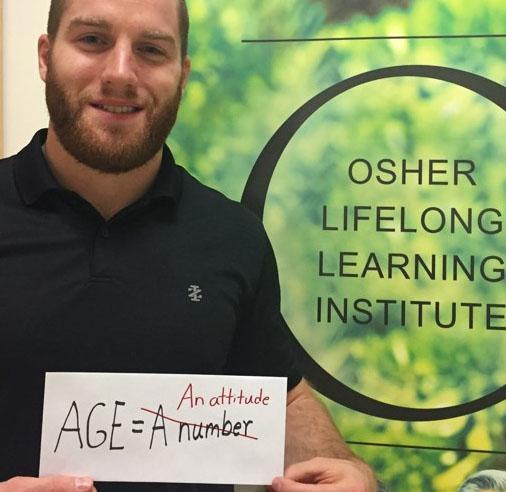 Osher Life Long Learning Institute VIDEO