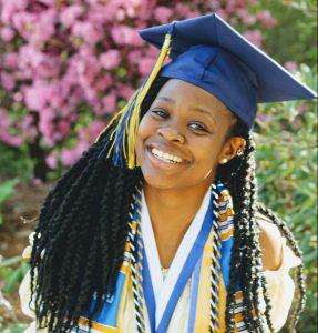 Photo of HDFS Feature Undergraduate Student, Ciara