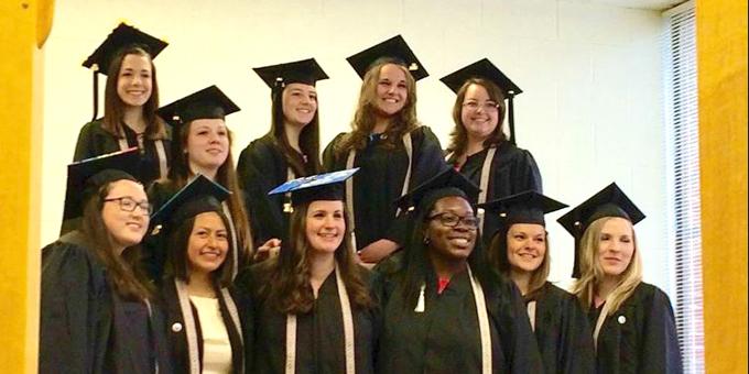 ECDE Graduates December 2016
